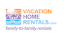 vacation home rentals logo